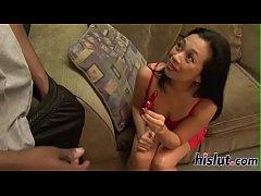 SpankBang asian hooker pleasures a big black co...