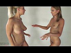 thumb blonde girl cli  t vs clit lesbian tribadism s ian tribadism se an tribadism se