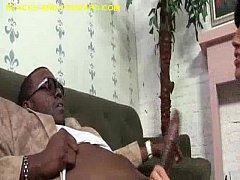 Big Black Cock on Big Titted MILF
