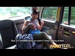 Fake Taxi Busty blonde gym bunny tattooed Milf ...