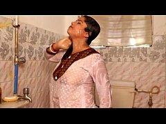 Desi Horny Housewufe Big Nipple Show  Free Porn...