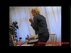 thumb hot german blonde slut   germanporncasting com