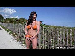MILF Beach Booty - Kendra Lust