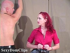 Mz Berlin gives a hard, sensual flogging