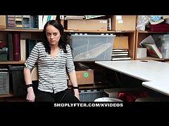 ShopLyfter - Petite Spinner Tied...