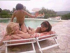 Dans la Chaleur de St-Tropez-Best French Porn -...