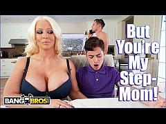 BANGBROS - MILF Stepmom Alura TNT Jenson Turns Juan El Caballo Loco Into Her Fuck Toy