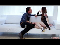 Misha Cross Gets Laid...
