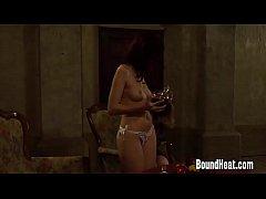 Slave Huntress II: Busty Teen Girl Sold In Slavery