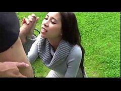 Cute Asian Babe Outdoor, Free Big Boobs Porn 2f: