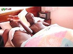 Black African Morning Blowjob...