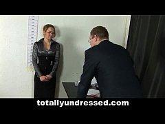 Dirty job interview...