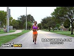 BANGBROS - Young Black Babe...