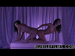 NubileFilms - Trembling orgasms for...