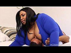 Huge Tit Ebony BBW...