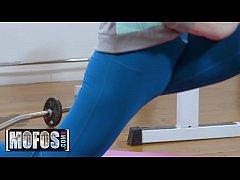 (Arietta Adams) - Pumping Iron - MOFOS