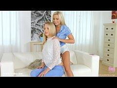 thumb sensual lesbians kiara night and lola myluv in scene by sapphix