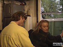 Natali & Susan, Anal Threesome in a Boat