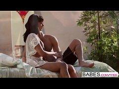 Babes.com - Warm Touch  starring  Shazia Sahari...