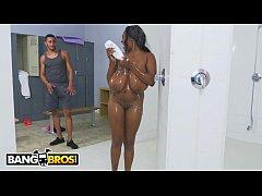 BANGBROS - Busty Ebony Rachel...