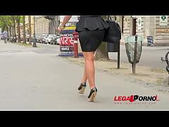 Super hot babes Tiffany Doll & Cristine Akira L...