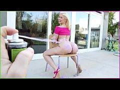 BANGBROS - Blonde Pornstar Annika Albrite Gets ...