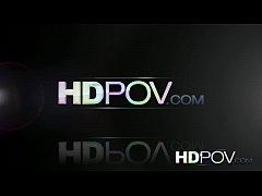 HD POV Lovely little teen loves you so much she...