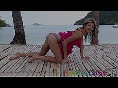 Paradise Gfs - Shooting Russian model in Paradi...
