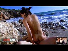 Hot french babe Gabrielle Neva Hard ass Fucking...