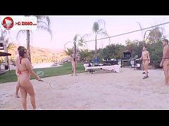 Ashli Orion How to make badminton interesting K...