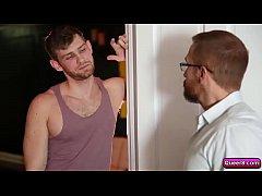 Dirk takes Jacob Peterson...