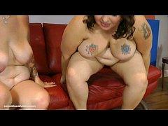 2 Busty BBW Lesbians...