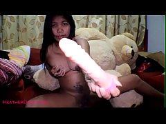 16 week pregnant thai teen heather deep dido cr...