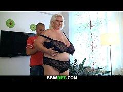 Big boobs blonde sex...