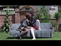 Teen Czech Foursome Orgy - Camera 1 - XCZECH.com