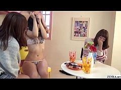 thumb jav friend watches ffm threesome unfold subtitled