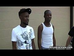Blacks On Boys - Hardcore Gay Fuck Video 01