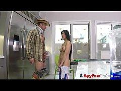 Hot Stepsis Jade Kush...