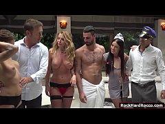 thumb four busty slut  s enjoy the orgy sex y sex gy sex y sex