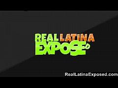 RealLatinaExposed - Alexis Breeze huge boobs sp...