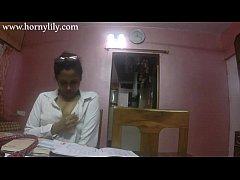 Indian Sex Teacher Horny...