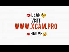 Webcam Jugando Con Mis Dedos y Mi Ano