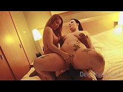 Maria Bose & Ayesa X fuck Dee Blackwood short v...