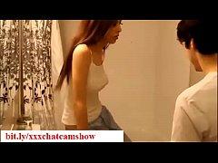 thumb brother seduces his sleepy sister while sleeping in bedroom taboo