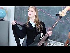 YouPorn - stupid-student-fucks-her-music-teache...