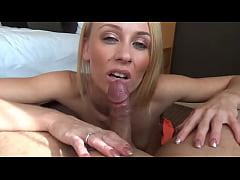 UK Pornstar Carmel Anderson Is My Blowjob Cum S...