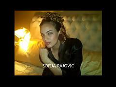 Sofija Rajovic Serbian celebrity