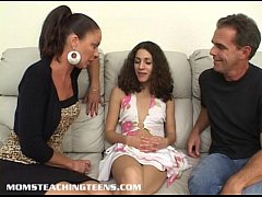 Teen Missy gets analed...