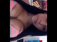 Latina trans webcam