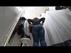 A hidden camera in...